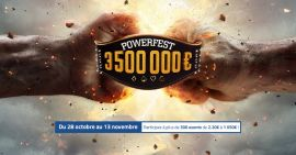 Ya conocemos el programa del Powerfest de Party