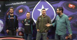 Coli, Cabreizo y Luanvi, con Willo
