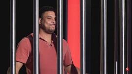 Ronaldo, en la jaula [Imagen: PokerStars]