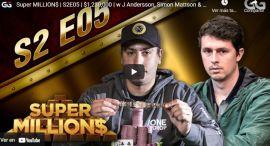 Nuevo programa de los Super Million$