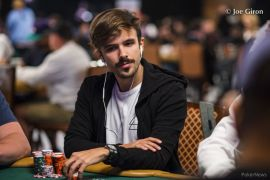 Yuri, historia del poker carioca (WSOP)