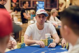 Sarmiento, único europeo en la Poker King. PNews