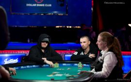 Shawn Buchanan, contra David Laka (WSOP)