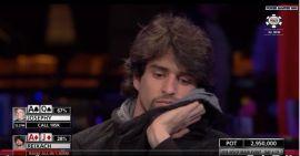 El adiós de Sergi (Foto: Youtube)