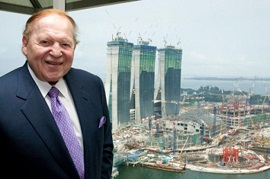 Sheldon Adelson [Foto: PokerNews]
