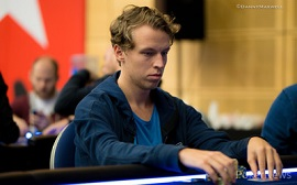 Simon Mattsson [Foto: PokerNews]