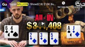 La plana mayor del poker, en juego