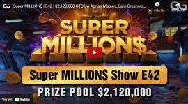 Amadi se pinchó por fin los Super Million$
