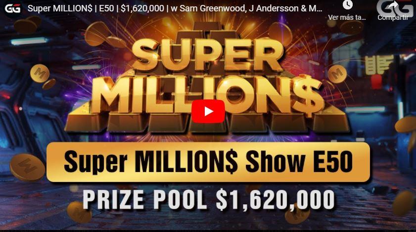 Super Million$ GGPoker