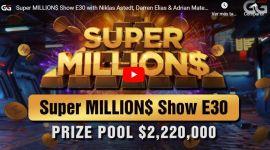 FT de los Super Million$ de GGPoker