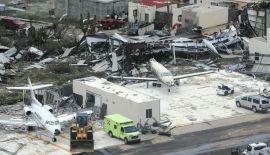 St Maarten después del Irma (Foto: ABCNews)