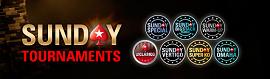 Resultados de los torneos del domingo en PS