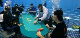 Poker veraniego (Foto: Scubanews)