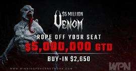 TIKITAKA11, segundo en el Venom ($632k)