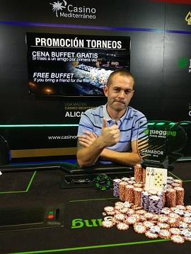 Shepitko, ganador de la 8.ª etapa de las JPS 2018