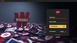 El nuevo login de Winamax
