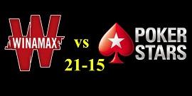 Winamax derrota a PokerStars