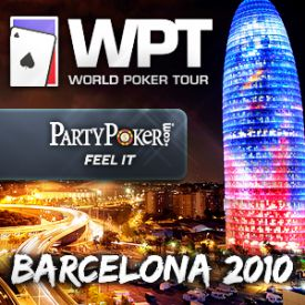 Freeroll WPT Party Poker