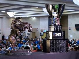 Los trofeos del WPT LA Poker Classic