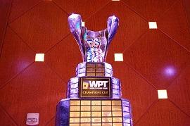 El trofeo de WPT TOC [Foto: PokerNews]