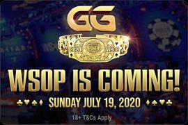 Las WSOP en GGPoker