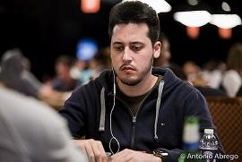 Adrián, en Las Vegas [Foto: WSOP]