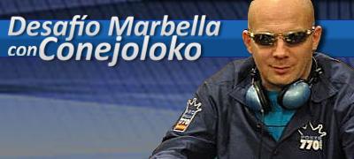Conejoloko Desafío Marbella