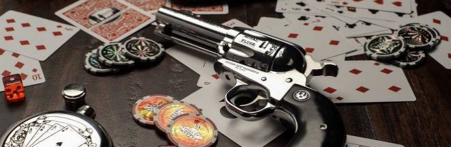 Robar o esperar [Foto: American Legacy Firearms]
