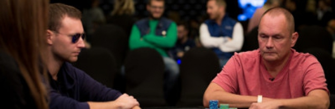 El heads-up del EPT Malta (Foto: Pokernews)